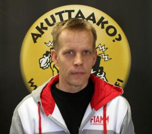 Veli-Matti Niemistö - Akku-Ania